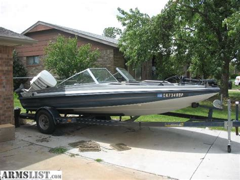 Used Fish And Ski Boats With Outboard Motors by Armslist For Sale 1989 Ebtide Dynatrak Fish Ski Boat