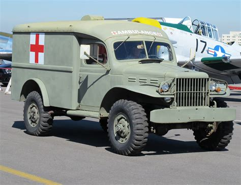 Dodge Ambulance by Dodge Wc54 Ambulance Flickr Photo