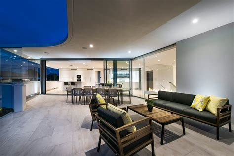 stylish modern home  perth australia