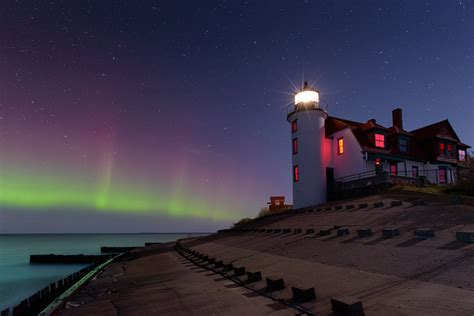 michigan nut photography lighthouse gallery state