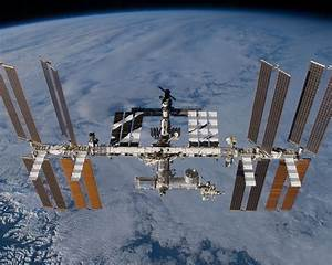 The International Space Station Has Sprung A Leak  U2013 Bgr