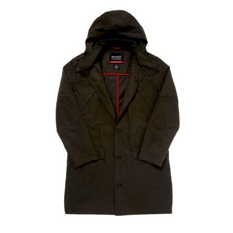 designapplause packable raincoat christopher raeburn