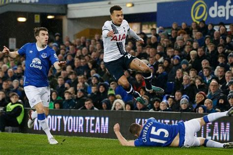 Everton 1-1 Tottenham player ratings: Who was YOUR man of ...