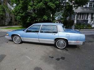 Purchase Used 1990 Cadillac Deville Base Sedan 4