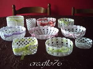 Corbeille Au Crochet : corbeille au crochet album photos cr ation flo76 ~ Preciouscoupons.com Idées de Décoration