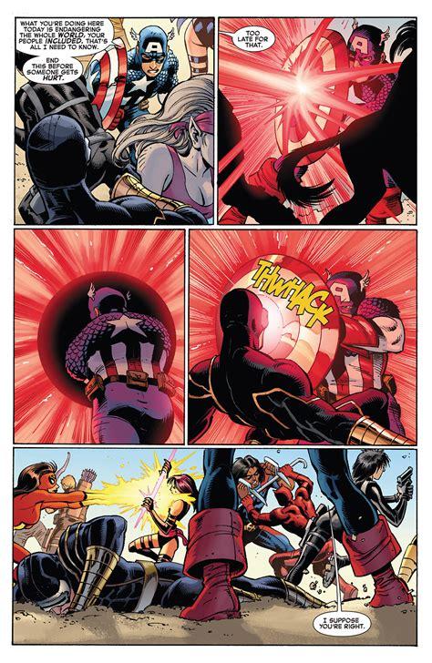 cyclops  captain americaread  battles comic