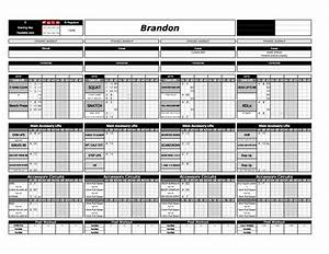 bronze strength conditioning templates excel training With strength and conditioning templates