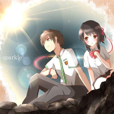 Nonton Anime Kimi No Nawa Sub Indonesia 1000 Images About 君の名は Your Name Kimi No Na Wa On