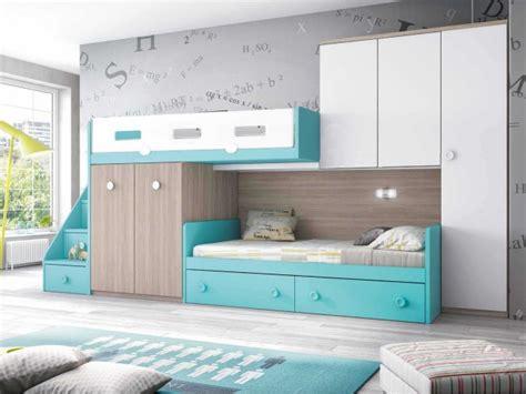 chambre jumeaux fille gar輟n lit superpose decale maison design wiblia com