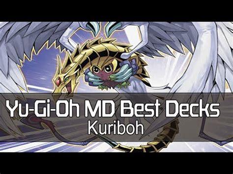 yugioh best kuriboh deck yugioh md millennium duels best decks kuriboh