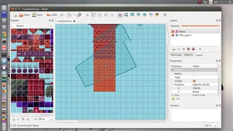 Tiled Map Editor Free by Tiled Tile Map Editor 0 10