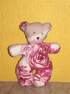 Création Avec Tissus : creation avec tissu a fleurs creation deco ~ Nature-et-papiers.com Idées de Décoration