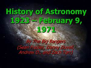 PowerPoint History of Astronomy (page 2) - Pics about space
