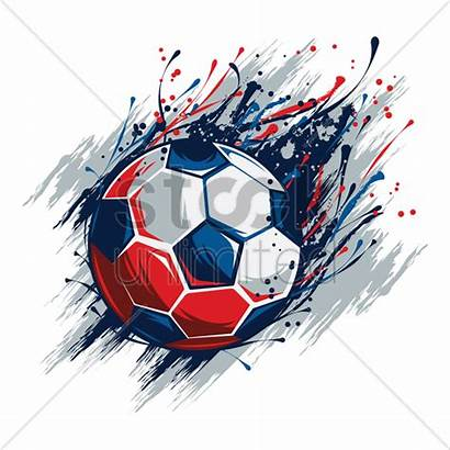 Soccer Ball Vector Graphic Stockunlimited Illustration Vectors