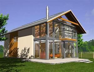 maison ecologique top maison With idee maison plain pied 0 maison plain pied ecologique