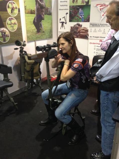 idleback shooting chair      england