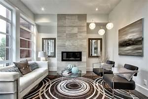 Living Area Decorating Designs: Nostalgic, Classic, Modern