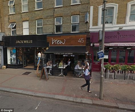 Last week i was in london and walked around the city (thank god for the invention of nike air max) to find. Jason Wells' Brew coffee shops attacked on TripAdvisor with poor reviews | Daily Mail Online