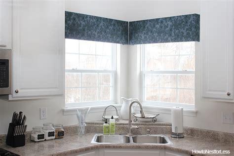inspired  diy window treatments   nest