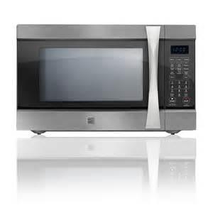 Kenmore Countertop Microwave Stainless Steel