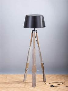 Modern cloth lampshade black living room kitchen lamps for Living cameroon uplighter floor lamp black