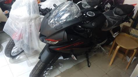 Yamaha R15 V3 Matte-black/ 2018