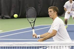 Men's tennis defeated by UGA | Technique