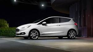 2018, Ford, Fiesta, To, Get, Night