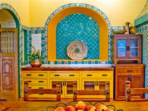 mexican kitchen colors painting kitchen cabinets pictures options tips ideas 4110