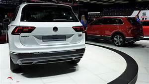 Volkswagen Tiguan 7 Places : nouveau volkswagen tiguan 6 les voitures ~ Medecine-chirurgie-esthetiques.com Avis de Voitures