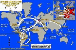 Jewish Emigration From Germany (1933 - 1939)