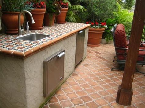 selecting outdoor tile landscaping network