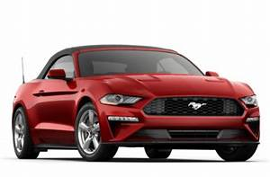 Ford Mustang Ecoboost Convertible 2018 Price In India , Features And Specs - Ccarprice IND