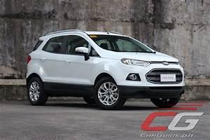 Ford Ecosport Titanium : review 2017 ford ecosport titanium vs ssangyong tivoli sport r philippine car news car ~ Medecine-chirurgie-esthetiques.com Avis de Voitures