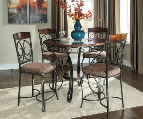 glambrey  world counter height dining set