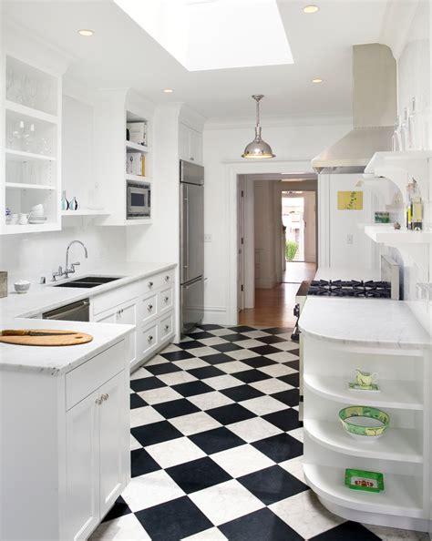 checkerboard kitchen floor kitchen flooring options kitchen traditional with 2130
