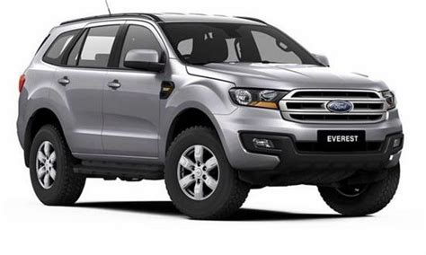ford everest redesign   ford redesignscom