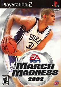 NCAA March Madness 2002 Box Shot for PlayStation 2 - GameFAQs