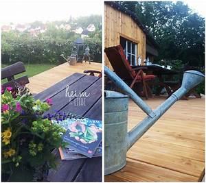 Terrasse Aus Holz : terrasse aus holz selber bauen ~ Sanjose-hotels-ca.com Haus und Dekorationen