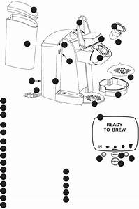 Keurig B40 Parts Diagram