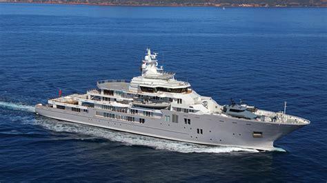 Ulysses Yacht Boat International by 107 Metre Kleven Explorer Yacht Ulysses Sold Boat
