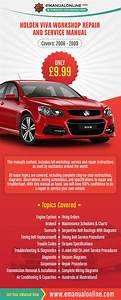 Holden Viva 2005 Service And Repair Manual