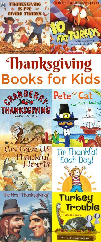 23 best thanksgiving books for living 275 | Thanksgiving books for kids pin 428x1024