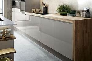 the bayswater gloss cashmere kitchen range from howdens With kitchen furniture howdens