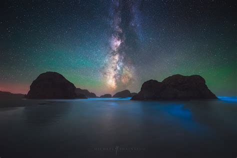 Milky Way Photography Night Sky Images Michael