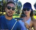 Neighbours' Matt Wilsongets engaged to girlfriend Sharn ...