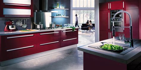 concevoir sa cuisine cuisine gorgeous modele de cuisine aménagée modele de