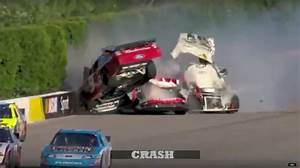 NASCAR Crashes - The Biggest 25 Wrecks in History - My ...
