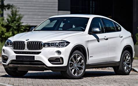 2018 Bmw X6 Changes, Redesign And Price Automotivefree