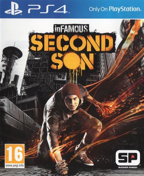 Infamous Second Son 2014 Playstation 4 Credits Mobygames